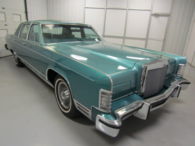 Used 1979 Lincoln Continental For Sale At Duncan Imports And Classic