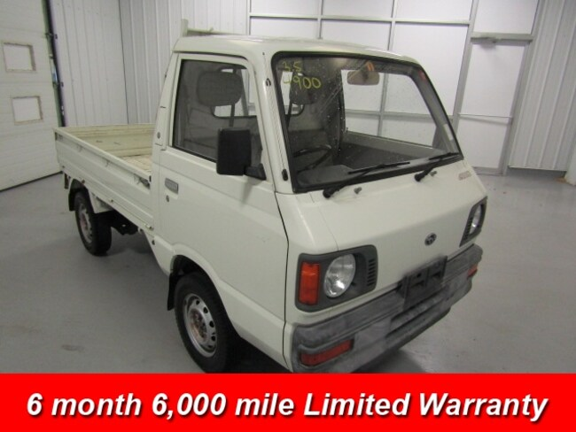 1989 Subaru Sambar Super Deluxe Mini-Truck