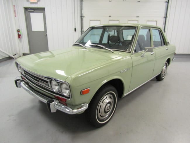 Used 1971 Datsun 510 For Sale at Duncan Imports and ...