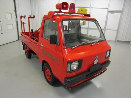 1986 Subaru Sambar Firetruck 4WD Mini-Truck