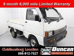 1993 Daihatsu HiJet 4WD Mini-Truck