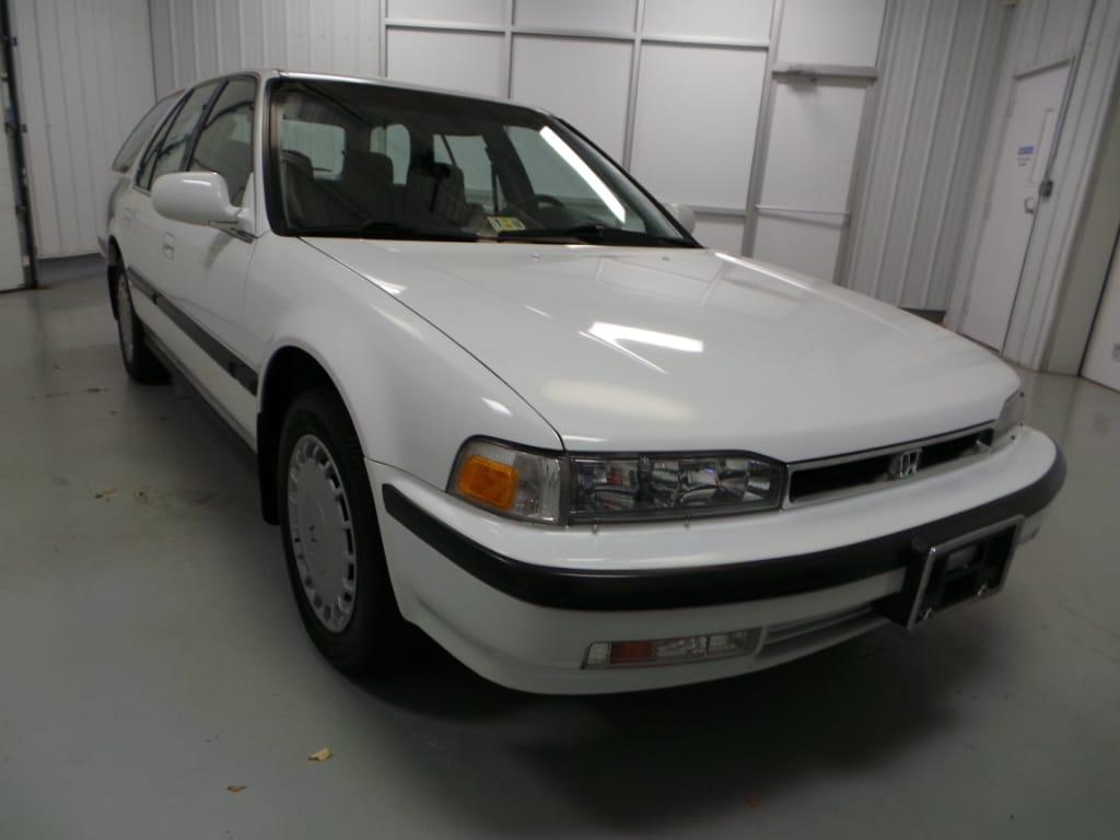 1991 Honda Accord LX Wagon