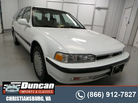 1991 Honda Accord LX Station Wagon