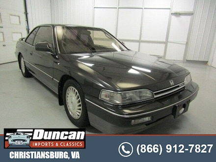 1989 Honda Legend Coupe