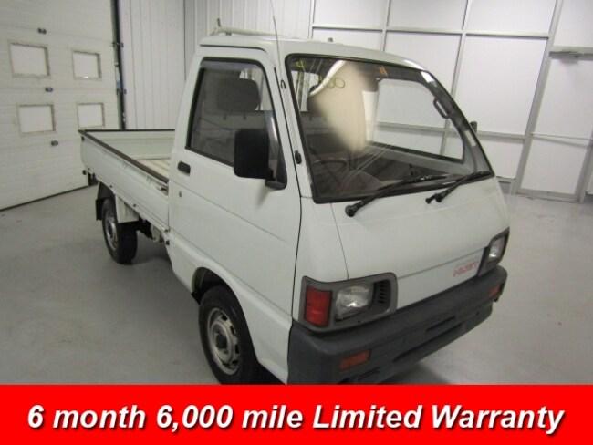 1991 Daihatsu HiJet 4WD Mini-Truck