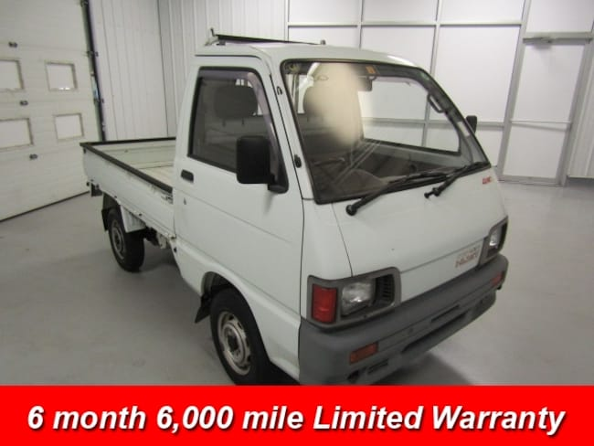 1992 Daihatsu HiJet 4WD Mini-Truck