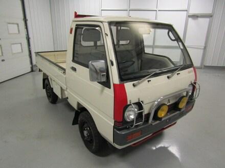 1989 Mitsubishi MiniCab 4WD Mini-Truck