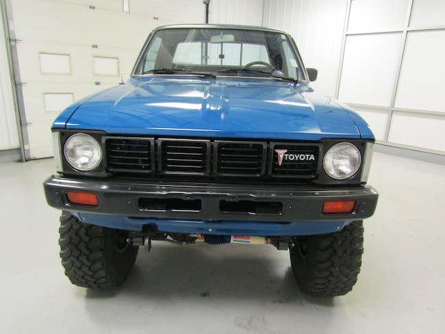 Used 1980 Toyota Hilux For Sale At Duncan Imports And