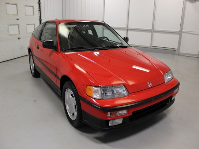 1990 Honda CR-X Si Hatchback
