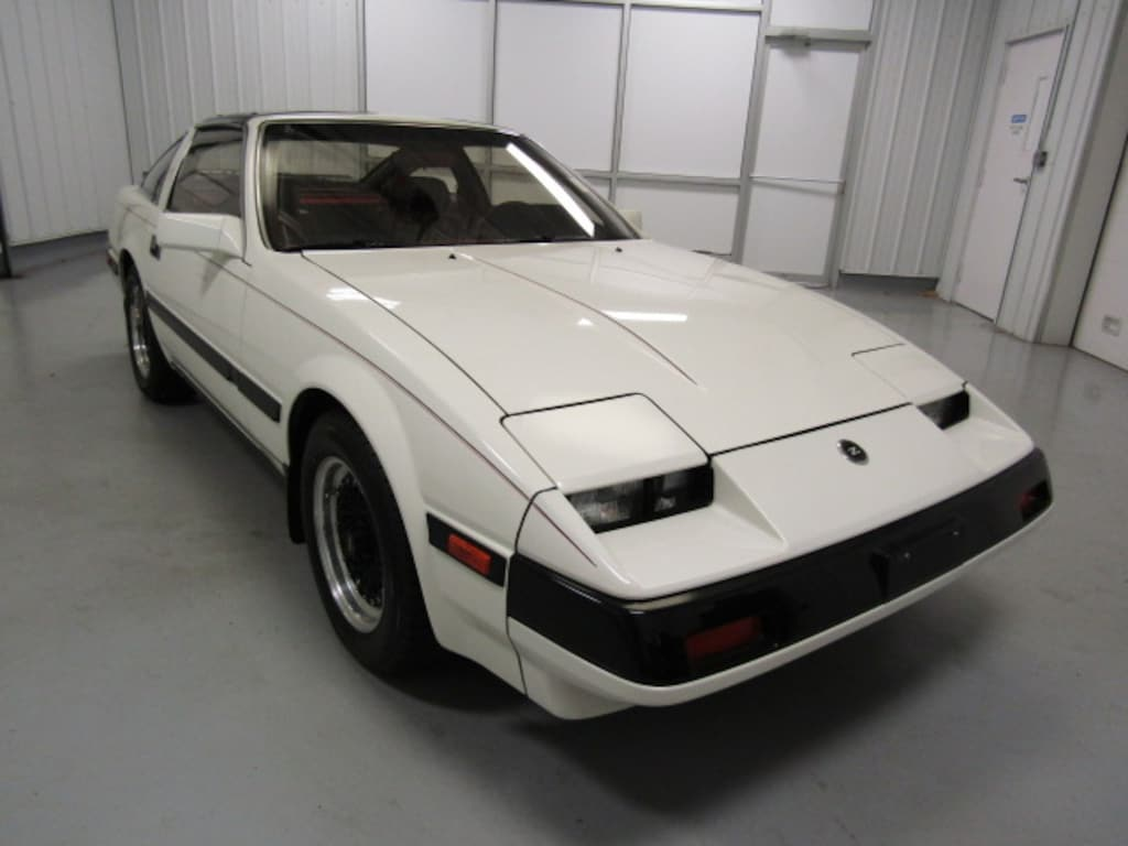 Used 1985 Nissan 300ZX For Sale at Duncan Imports and Classic Cars