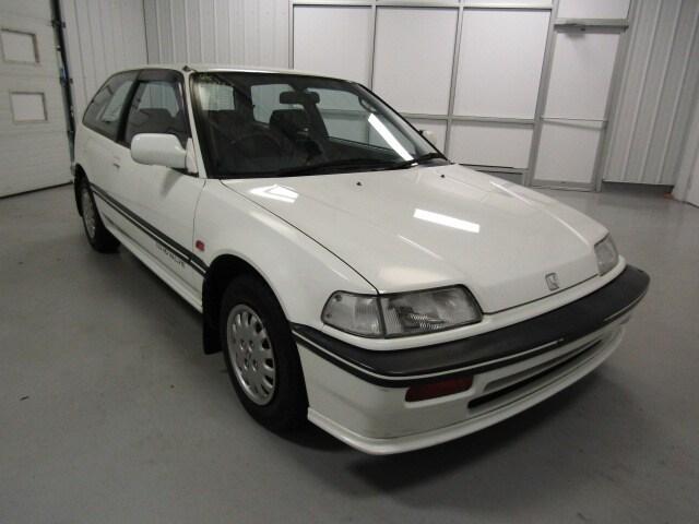 1988 Honda Civic 25X Hatchback