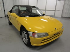 1991 Honda Beat Mid-Engine Convertible