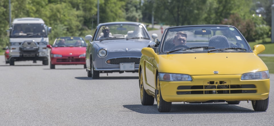 Buy A 1990s Honda Beat Japanese Cars For Sale In The U S