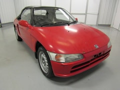 1991 Honda Beat Mid-Engine Convertible