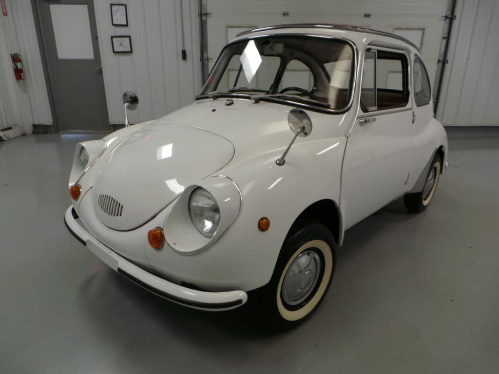 Deluxe Auto Parts >> Used 1969 Subaru 360 For Sale | Christiansburg VA