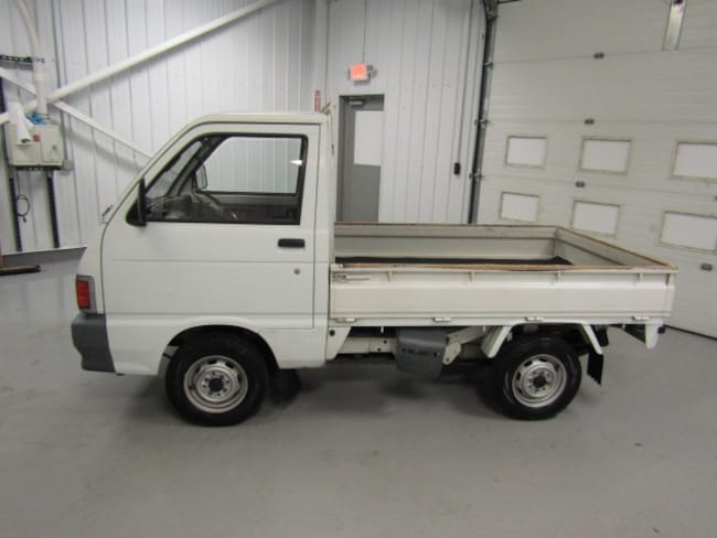 Used 1991 Daihatsu HiJet For Sale At Duncan Imports And
