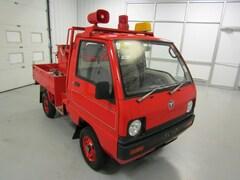 1989 Mitsubishi MiniCab Firetruck 4WD Firetruck