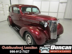 1938 Chevrolet Master Deluxe Street Rod Coupe
