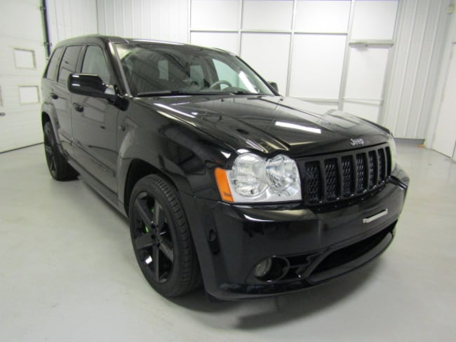 Used 2007 Jeep Grand Cherokee For Sale At Duncan Imports And Classic