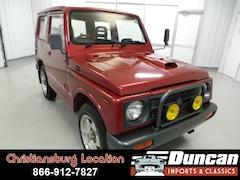 1995 Suzuki Jimmy SUV