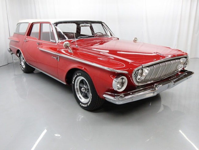 1962 Dodge Dart 300 Wagon