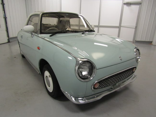 Used 1991 Nissan Figaro For Sale | Christiansburg VA
