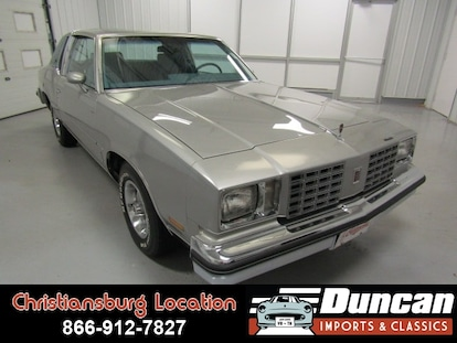 Used 1979 Oldsmobile Cutlass Calais For Sale at Duncan