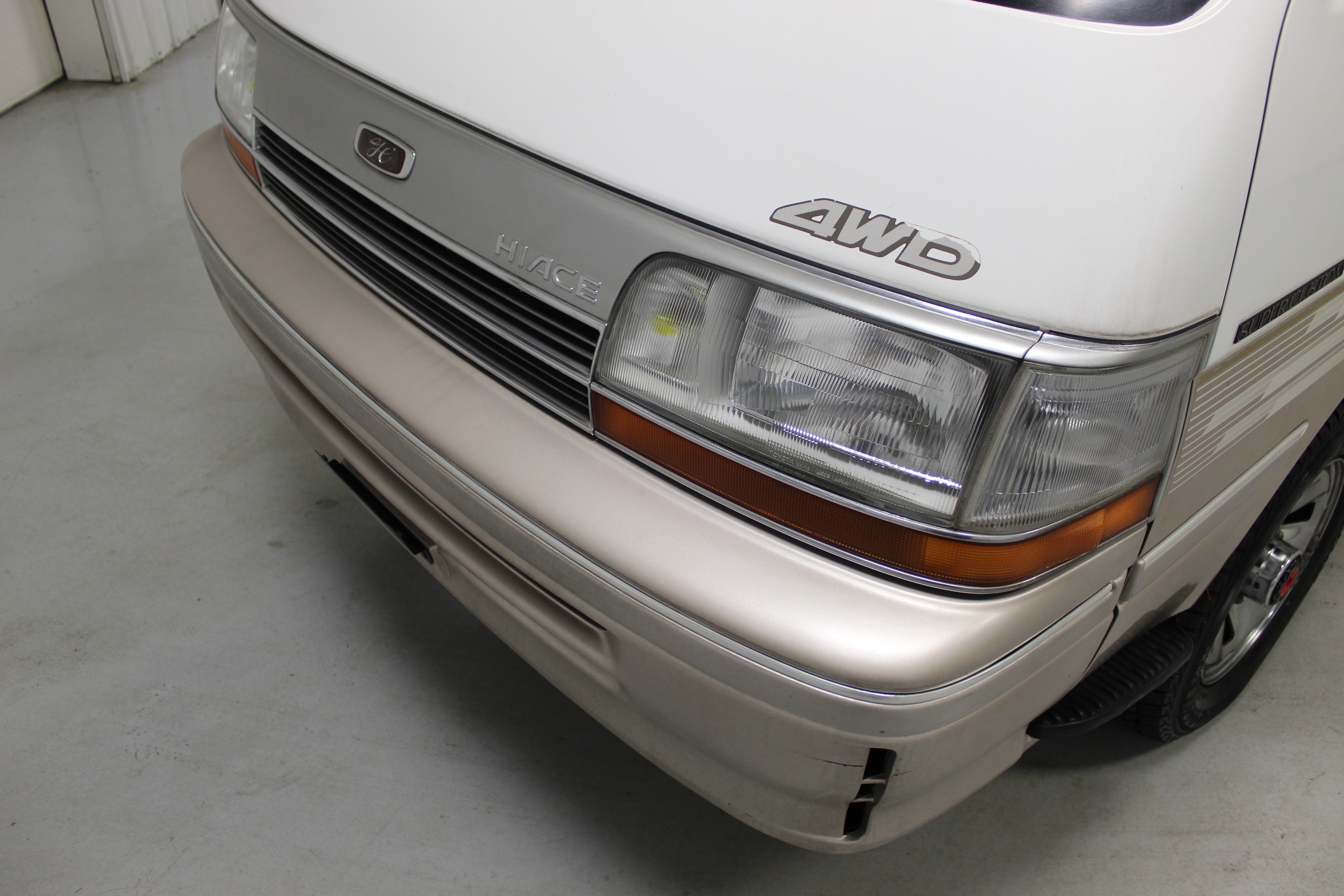 Toyota Hiace Campervan Usa