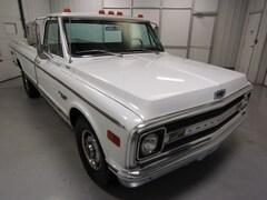 1969 Chevrolet C/K Custom Camper/20 Longhorn Truck