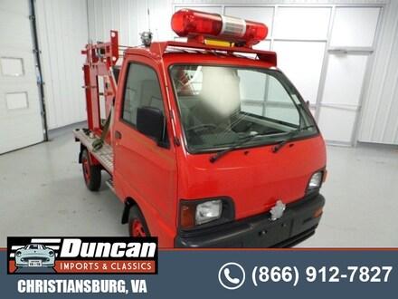 1996 Mitsubishi MiniCab Firetruck 4WD Firetruck