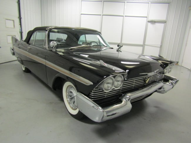 1958 Plymouth Belvedere Coupe