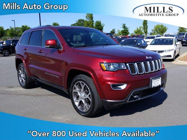 2018 Jeep Grand Cherokee Sterling Edition 4x4 *Ltd Avail* SUV