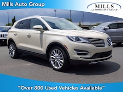 Used 2018 Lincoln MKC Reserve Reserve FWD