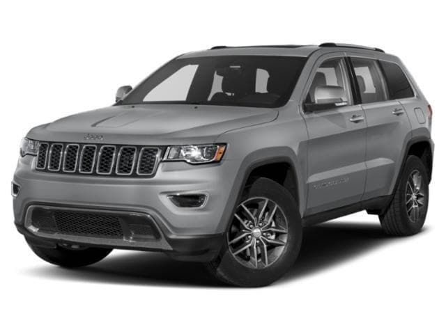 2018 Jeep Grand Cherokee Limited 4x2 SUV