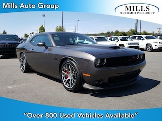 2016 Dodge Challenger 2dr Cpe SRT 392 Coupe