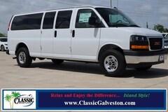 2019 GMC Savana 3500 LT Van Extended Passenger Van