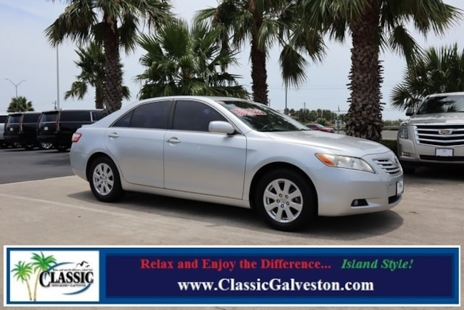 Used 2007 Toyota Camry For Sale at Classic Galveston Auto