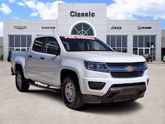 2020 Chevrolet Colorado Work Truck Truck Crew Cab