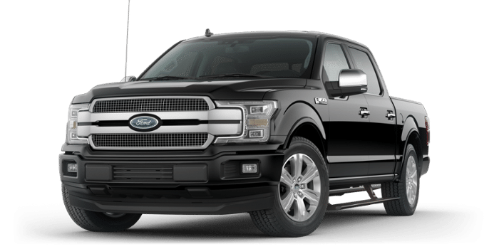 2018 2018 Ford F-150 Platinum