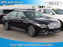 Used 2019 Lincoln Continental Select Select FWD