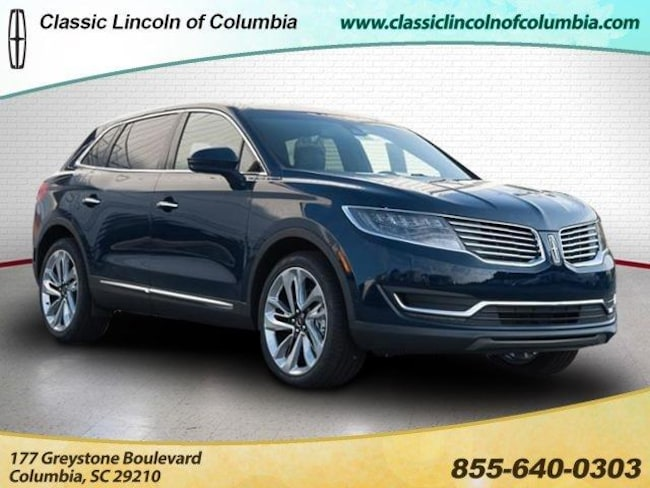 New 2018 Lincoln Mkx For Sale At Classic Lincoln Of Columbia