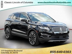 2019 Lincoln MKC Black Label Crossover