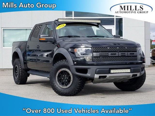 2014 Ford F-150 SVT Raptor (Retail Only) Truck SuperCrew Cab
