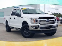 Used 2018 Ford F-150 Truck SuperCrew Cab