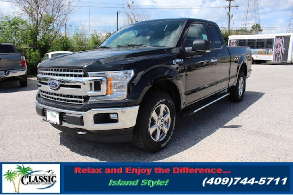 Classic Ford Galveston >> New 2018 Ford F 150 For Sale At Classic Galveston Auto Group