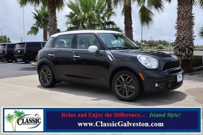 2014 MINI Cooper S Countryman Base SUV
