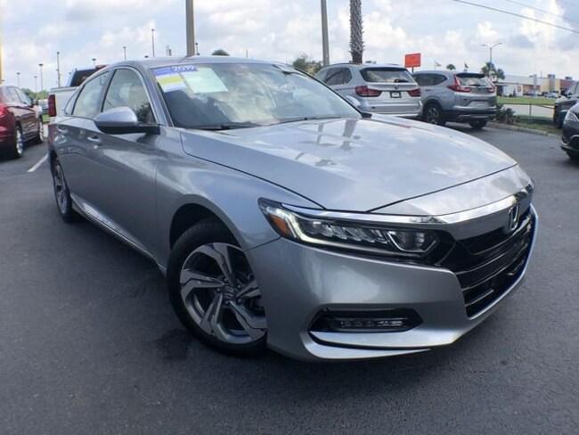 2019 Honda Accord EX 1.5T Sedan