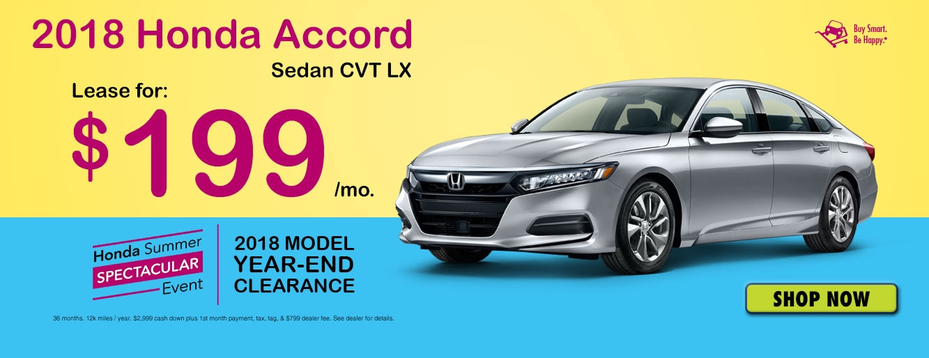 New Honda Models Used Car Inventory