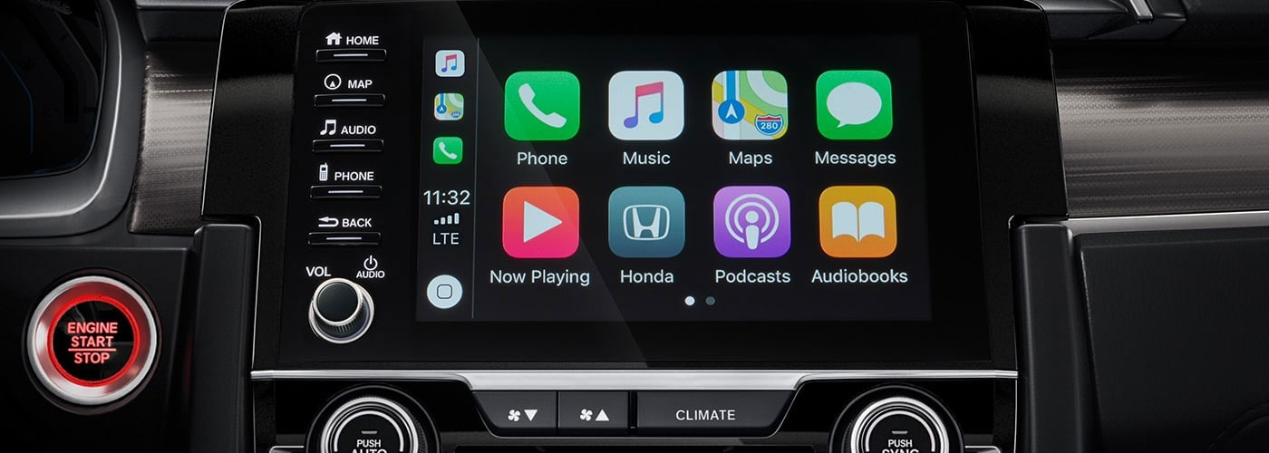 Apple CarPlay / Android Auto Integration