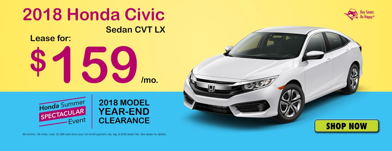 New Honda Models Used Car Inventory
